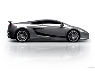 обои Lamborghini Gallardo Superleggera фото
