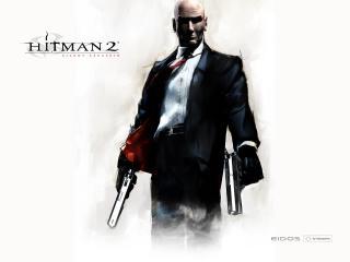 обои Игра Hitman 2 фото