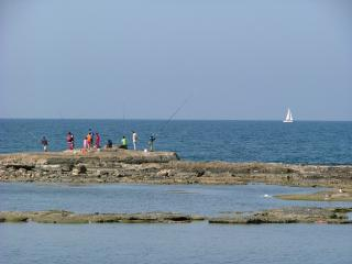 обои Средиземное море в Израиле фото