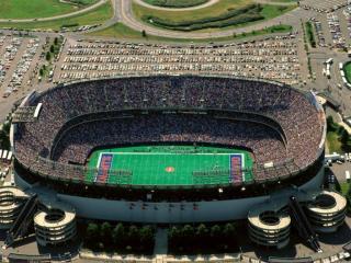 обои для рабочего стола: Большой стадион регби