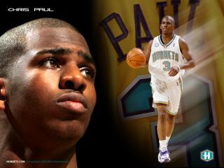 обои Chris Paul NBA фото