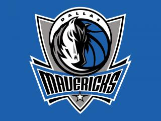 обои Nba dallas mavericks logo фото