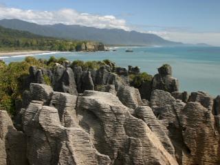 обои Пунакаики, Новая Зеландия фото