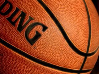 обои Баскетбольный мяч в близи фото