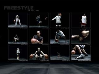 обои Freestyle the players фото
