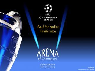 обои Auf Schalke 2004 фото