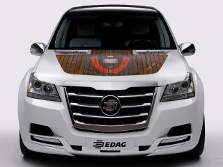 обои EDAG LUV Concept 2007 front фото