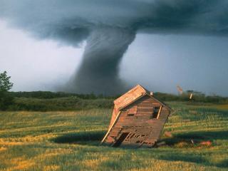 обои Торнадо фото