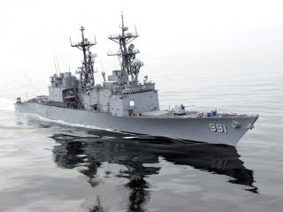 обои JLM - Navy - destroyers USS фото