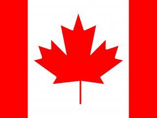 обои Флаг канады фото