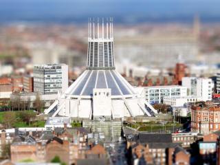 обои Live rpool metropolitan cathedral фото