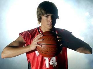 обои Баскетболист фото