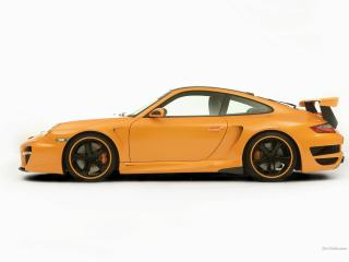 обои Porsche 911 Turbo TechArt GTstreet фото