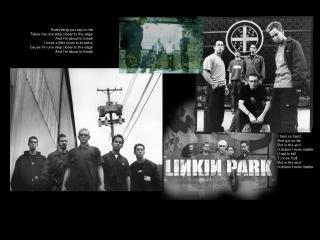 обои Linkin Park фото