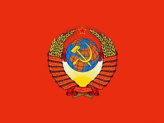обои Герб СССР фото