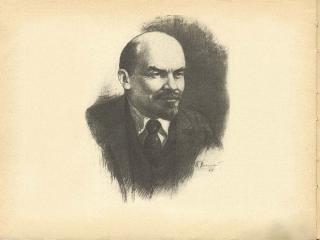 обои В.И. Ленин фото