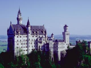 обои Большой замок фото