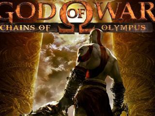 обои God of war фото