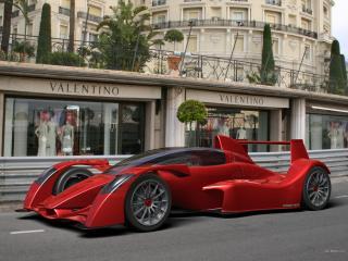 обои Caparo T1 фото