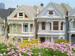 обои Six sisters in San-Francisco фото