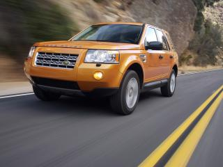 обои Land-Rover Freelander фото