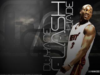 обои Баскетболист Двейн Вейд фото