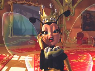обои Пчела королева фото