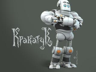 обои Робот Кракатук фото