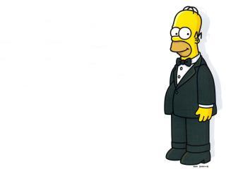 обои Симпсон. глава семьи фото