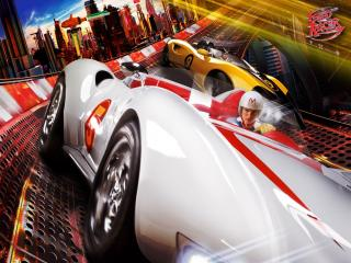 обои Speed Racer фото