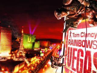 обои Game Rainbow Six Vegas фото