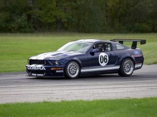 обои Ford Mustang FR500 GT фото