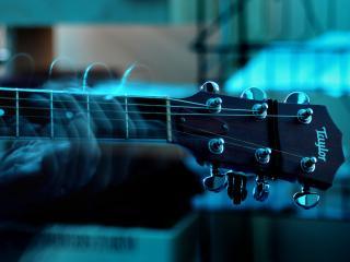 обои Струны гитары фото