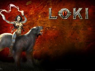 обои Loki фото