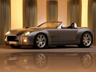 обои Ford Shelby Cobra Concept, 2004 фото