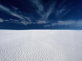 обои Бесконечная пустыня фото
