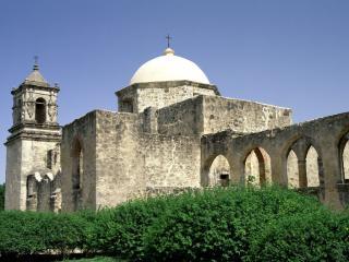 обои Mission San Jose, San Antonio, Texas фото