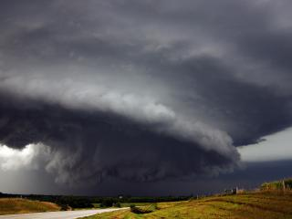 обои Ураган фото
