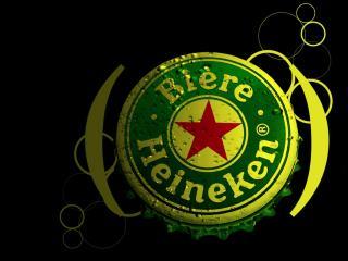 обои Heineken фото