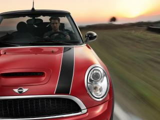 обои Mini - John Cooper Works Convertible фото