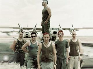 обои Rammstein - Adios фото