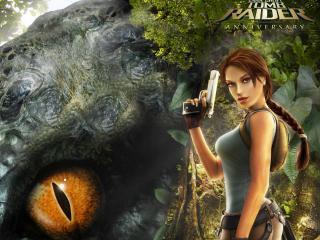 обои Tomb Raider - Anniversary фото