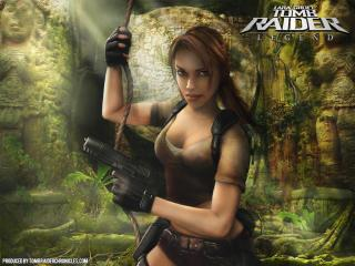 обои Tomb Raider - LEGEND фото