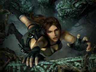 обои Tomb Raider - Underworld фото