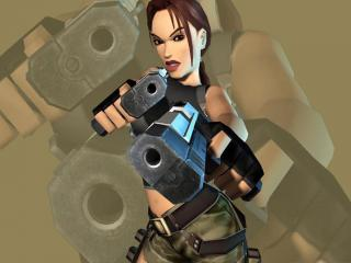 обои Lara Croft фото