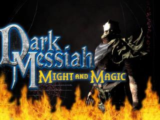обои Dark Messiah of Might and Magic фото