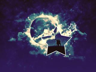 обои Звездные мечты фото
