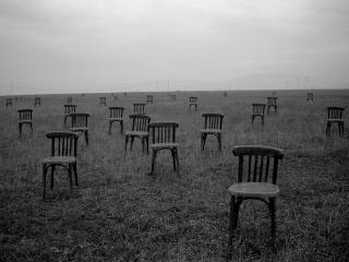 обои Много стульев фото
