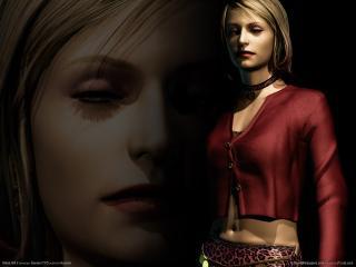обои Героиня игры Silent Hill 2 фото