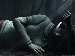 обои Silent Hill 2 фото
